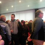 Recognise anyone? Really busy launch of new Guild Hall #Preston ! @prestguildhall http://t.co/P8TP5mORjU