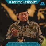 RT @EdukasiGizi: Pkl 19.30 kita kultweet karya SBY di pangan, gizi & kesehatan, tagarnya #TerimakasihSBY. Simak ya! :) http://t.co/ElCROTlJRo