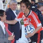 Así fue la previa del partido ante Belgrano. Vestuario, salida al campo de juego y más: http://t.co/wLvHCAH9pp http://t.co/Qn5wVEY0Wb