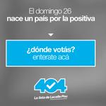 ¿Ya sabés donde vas a votar? http://t.co/NApEEYakh8 @adelgado404 @martinlema404 @luislacallepou @PNACIONAL http://t.co/RBt5dFqOqW