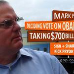 RT @Reince: 15 days until @SenMarkPryor gets a pink slip from #Arkansas voters. http://t.co/XEk46RxX5x #arpx http://t.co/SE0Z54Gpbh