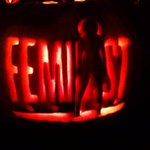 winning the pumpkin carving game forever. seen in williamsburg this weekend. http://t.co/vWxUBaKVGN