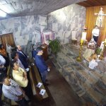 RT @AecioNeves: Aécio repete ritual do avô Tancredo e visita Santuário de Nossa Senhora da Piedade, padroeira de Minas.#Aécio45 http://t.co/vaor89FWmL