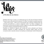 """RT @MuseoDelCineBA: El Museo del Cine presenta la muestra """"La Mary"""". Desde el 21 de octubre al 21 de diciembre. Caffarena 49, La Boca. http://t.co/q7aJcWYyAW"""