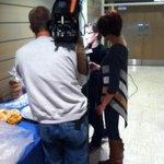 RT @uwgreenbaynews: .@PauleenLeWLUK talks w/ a @UWGB student about todays #foodday events, starting w/ the no-waste breakfast. http://t.co/7vzKyfP9fK