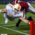 Alabama Week Is Here! #GoVols #BeatBama #IceMan http://t.co/NpNB9KOQLW