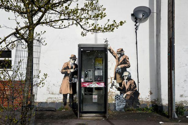 Calm down everyone, Banksy hasn't been arrested #banksy http://t.co/XeeDW4bCMl http://t.co/nxcv2010N1
