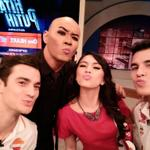 Duck face with @marcmarquez93 and @26_andipedroza taken with oppo beauty shot just now... http://t.co/hVhXJUaHzL