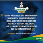 RT @AecioNeves: #Aécio45 http://t.co/moYhyXcHHM