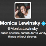 RT @MashableNews: It's Monday morning in the U.S. and @MonicaLewinsky (✓) has joined Twitter. Welcome! http://t.co/lBCIzhP24L