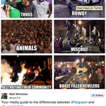 """RT @TPM: Twitter users mock white """"culture of violence"""" in N.H. pumpkin fest riots http://t.co/xMtoT60Aks http://t.co/4ZJ9dUPs78"""