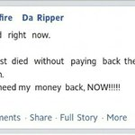 Meanwhile on Facebook.. http://t.co/M6gm8YR5sm