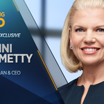 RT @CNBCnow: Coming up next on @CNBC: @DavidFabers exclusive interview with IBM Chairman & CEO Ginni Rometty. http://t.co/fjS5CksZpt