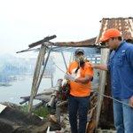 De esta manera iniciamos nuestro Plan Municipal contra el Dengue y Chikungunya en Sta.Rosa de Agua, Pq. Coquivacoa. http://t.co/00TL5tocPY