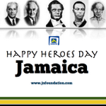 RT @JNFoundation: #Happy #Heroes #Day #Jamaica RT http://t.co/RooWYtH5XP