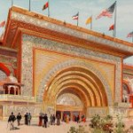 ICYMI: You havent seen the 1893 Chicago World's Fair quite like this. http://t.co/cNpks2NyZs http://t.co/Nw226AhELn