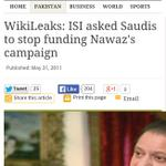 RT @firetree101: Nawaz Sharif receives funding from Saudi Arabia - an ally of America & Israel. #GoNawazGo #Pakistan http://t.co/Tm1qgYC6al