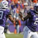 RT @TCUstudentsect: Shout out to @JDoc_son winning Big 12 offensive player of the week! http://t.co/Xvg1DQcok4