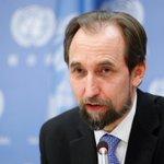 Alto Comisionado de la ONU pide liberación inmediata de @LeopoldoLopez y @Daniel_Ceballos http://t.co/EvdS7dZSKY http://t.co/9zYEjmQ8ae