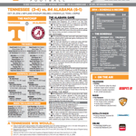 RT @Vol_Football: Saturday's Game Notes for the #Vols game vs. @AlabamaFTBL have been posted: http://t.co/7k0rlxQAlc http://t.co/6X3bFyITrV