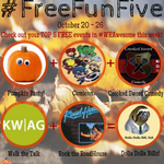 Get #festive, fan crazy & have tons of FREE FUN with this weeks @grand_social #FreeFunFive! http://t.co/RJO6whMCeu http://t.co/8iQrM27wvC