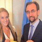 Alto Comisionado de la @ONU_derechos exige liberación inmediata de Leopoldo López http://t.co/Sk5HDvViKA http://t.co/mf2GtroSRT