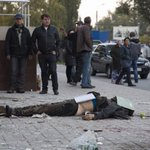 """Executions, mass graves, and torture in eastern Ukraine have been grossly """"misreported"""": http://t.co/otUmmsgvXm http://t.co/hMtxgHAT2d"""