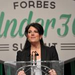 Monica Lewinsky speaks at the #Under30Summit: Its My Mission To End Cyberbullying http://t.co/O9W7CynBSD http://t.co/dKbzFtmK8k