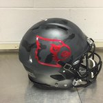 The helmet for Thursday nights game versus Florida State @UofLEquipment http://t.co/fBbAU8A8mB