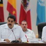 RT @JacquelinePSUV: Pdte Maduro propuso convocar a una reunión de CELAC para coordinar políticas contra la llegada del ébola a la región http://t.co/7qYWJP1aYs