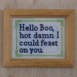 RT @BuzzFeed: 14 cross-stitches of catcalls one woman received in the street http://t.co/n6xNRGDql8 http://t.co/BYKwAnsdU4