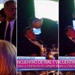 ¡ENTERATE! Los detalles de la intimidad del reencuentro de Jorge Rial y Luis Ventura http://t.co/nuDsKRF3p5 http://t.co/6T2N88N48q