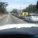 RT @lucho3008: #Barquisimeto Valle hondo - Cola por Gasolina #20oct #cabudare http://t.co/ESrgiZVhU1