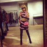 RT @Fashionista_com: We've got proof that @ParisHilton is a real life Barbie: http://t.co/BsmXv5mSB3