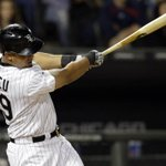 """RT @suntimes_sports: #whitesox first baseman Jose Abreu is the Sporting News AL Rookie of the Year http://t.co/2UJ2c0n56H http://t.co/5TLUiBMVcy"""""""