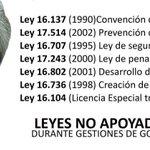 RT @BruAstengo: Para que se tenga memoria que del otro lado ponían palos en la rueda el @Frente_Amplio opositor http://t.co/MTubnGcYo7