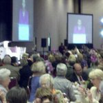 Jane Pauley is about to speak at the Woman to Woman event at the Koury Convention Center @newsandrecord http://t.co/aNP0q9ozYV