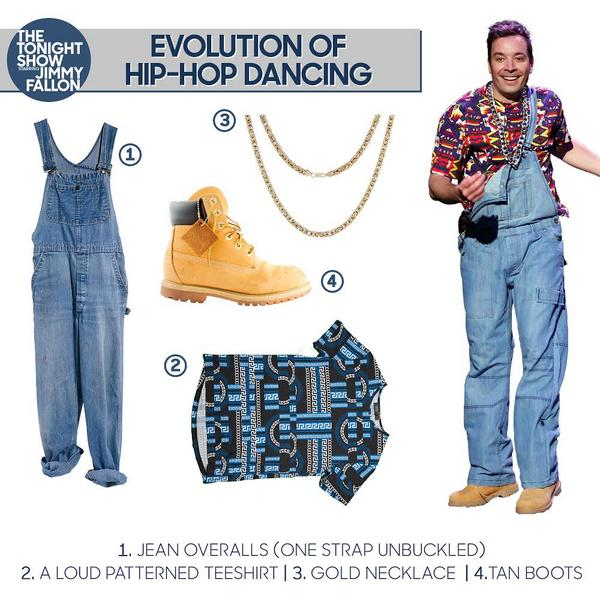 Need some Halloween costume inspo? Hereu0027s how to pull off the Evolution of Hip-  sc 1 st  Scoopnest.com & Need some halloween costume inspo? hereu0027s how to pull off the ...