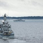 """RT @ABC: Swedish military: Submarine hunt underway after """"credible"""" detections of foreign activity: http://t.co/PkdJT2V876 http://t.co/GIJIqjAt7i"""