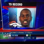 Who knew? #PeytonRecord #Onto600 http://t.co/3Va6OkVRUC