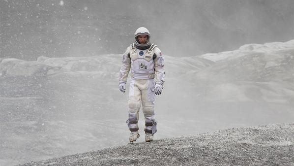 Christopher Nolan's Interstellar is