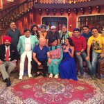 Had an AMAZING time with @KapilSharmaK9 & his entire team on @CNWKOfficial.It was a laugh riot.:) #TheShaukeens http://t.co/uLGuCWFxkZ