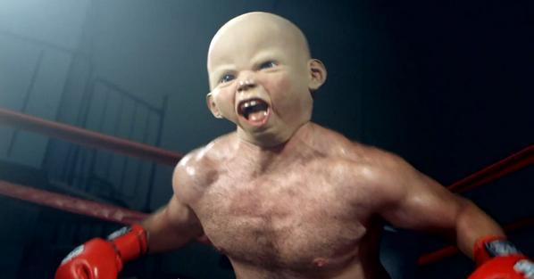 "Circa Survive Have A Boxing 'Baby' Square Off In ""Schema"" Video: http://t.co/dgXxDtsEY8 @circasurvive http://t.co/DDHIesUZiW"