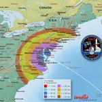 RT @NASA: On the East Coast? Step outside to get a possible glimpse of #Antares launch at 6:45pm ET: http://t.co/mOT13ggfmS