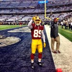 RT @DCdude202: The #CowboyKilla RT @Redskins: .@EIGHTTODANINE knows what this rivalry is all about. #WASvsDAL #BeatDallas #HTTR http://t.co/8J6lXvr5cU