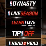 RT @EASPORTSNBA: Which game mode will you be playing first in #NBALIVE15?