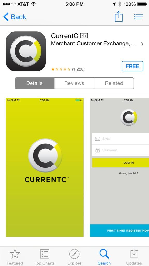 Oh Currentc. I can't think of anything clever to say because this picture says it all. http://t.co/dMVNSOEuxP