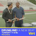 Tune in now! @VH1 #Drumline