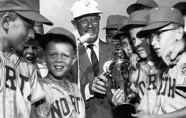 Baseball broadcaster Vin Scully traces the 75-year history of Little League. Tonight at 9 p.m. http://t.co/53EIWJB3ml http://t.co/0KNLBCG8bK