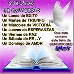 Un mensaje para cada día... @VenezuelaYoga @atusalud_medios @MelaoFM @ElNacionalWeb @Estampas @VidaySalud @VENEAMIGOS http://t.co/uXnmQFSk3n